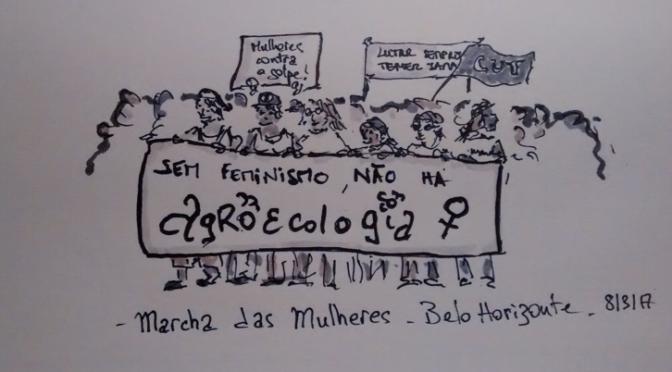 Quem roubou a bandeira da agroecologia ? Etat de l'agroécologie dans le Sertão brésilien