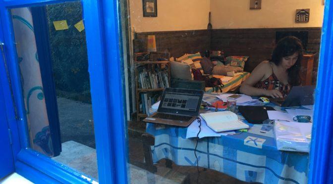 Organisation d'une retraite d'écriture (J0)